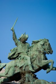 Vercingétorix Statue